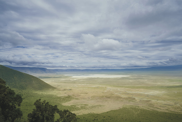 Blick in den Ngorongoro Krater, ©Sanctuary Retreats