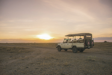 Auf Safari, ©Sanctuary Retreats