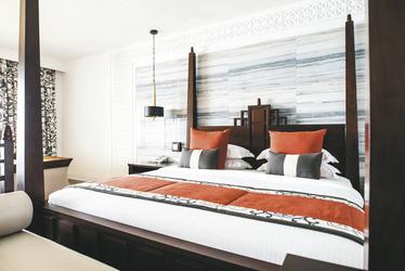 Inneneinrichtung einer Suite, ©STEVE CASTINGS