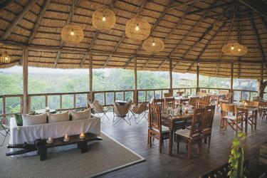 Restaurant im Ormatai Rock, ©Ormatai Rock