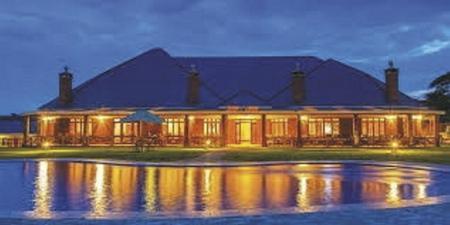 Das Haupthaus der Marera Valley Lodge
