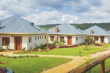Die Cottages der Marera Valley Lodge