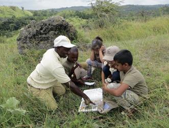 Rafiki Explorer Club in der Serengeti