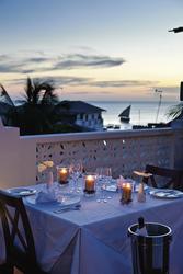 Über den Dächern Zanzibars
