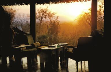 Entspannung in der Lodge, ©Elewana SkySafari