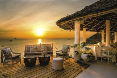 Beachbar, ©Chuini Zanzibar Beach Lodge