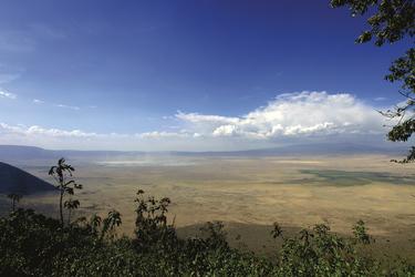Der Ngorongoro Krater, ©Jörg Ehrlich, DIAMIR Erlebnisreisen