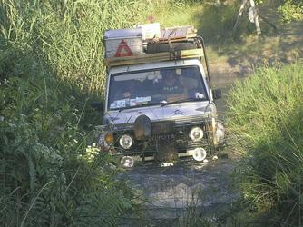 Shamiso Tours Fahrzeugbeispiel