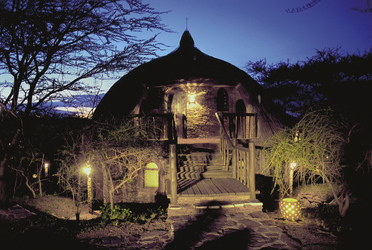 Serengeti Serena Lodge