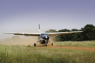 Mit dem Buschflieger unterwegs, ©Elewana SkySafari