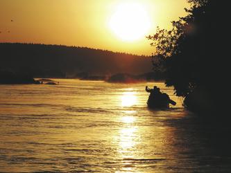 Kanufahrt auf dem Nil, ©Lemala