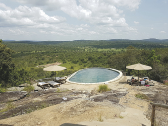 Mihingo Lodge, ©Great Lakes Safaris