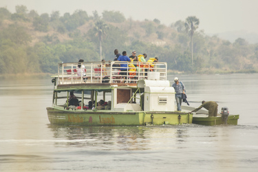 ©Great Lakes Safaris; Transport in Uganda