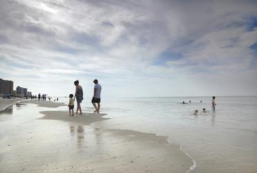 Strand bei Gulf Shores