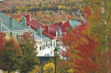 Mont Tremblant, ©Destination Canada