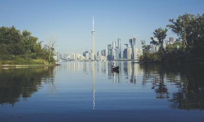 Lake Ontario, ©Goh Iromoto