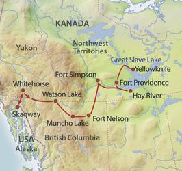 119027 Kanada Yukon