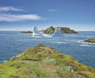 Eisberg vor der Küste Neufundlands - c Barrett & MacKay Photo/Newfoundland & Labrador Tourism, ©Barrett & MacKay Photo/Newfoundland & Labrador Tourism