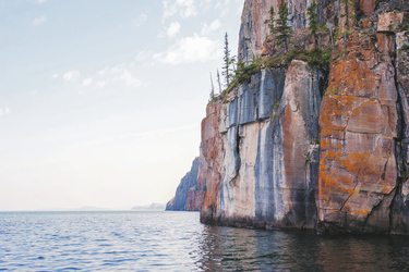 Great Slave Lake @North West Territories Tourism