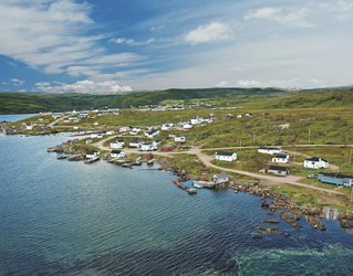 Red Bay in Labrador - c Barrett & MacKay Photo/Newfoundland & Labrador Tourism