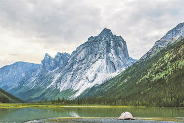 Nahanni Nationalpark @North West Territories Tourism