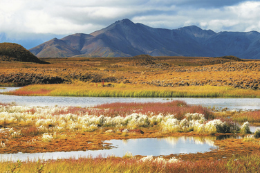 Mackenzie Mountains @North West Territories Tourism