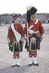 Traditionelle Soldatenuniform - c Destination Canada