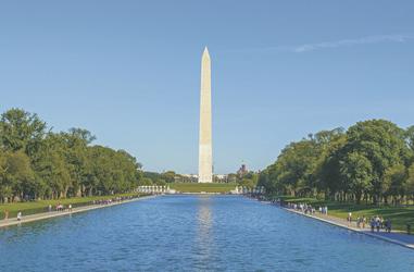 Washington Monument, ©Shutterstock - AAT Kings