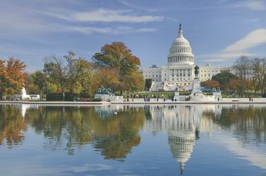 Kapitol Washington DC, ©Shutterstock - AAT Kings