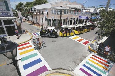 Duval Street Key West, ©Rob O?Neal