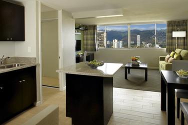 Aqua Skyline at Island Colony Suite