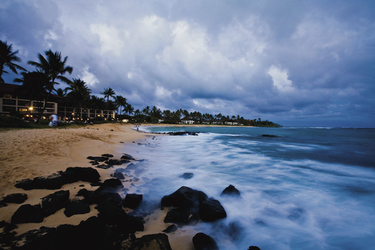 Strand von Kauai, ©Hawaii Tourism Authority