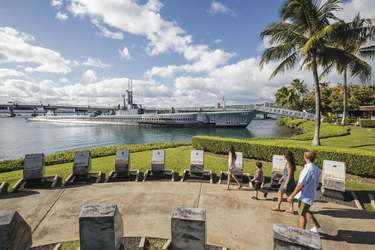 USS Bowfin, Pearl Harbor