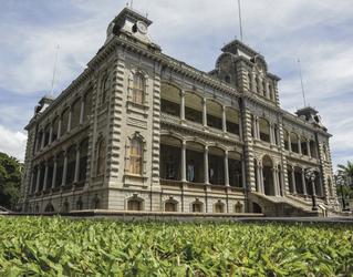 Iolani Palace, Oahu, ©Hawaii Tourism Authority
