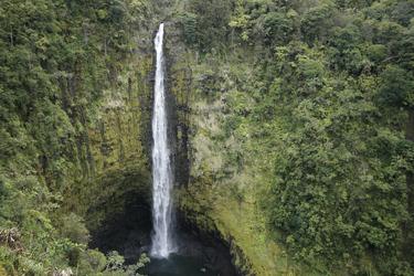 Akaka Wasserfälle