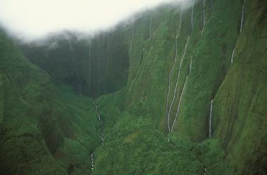 Mount Waialeale, Kauai, ©Hawaii Tourism Authority