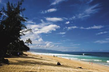 Strand von Oahu