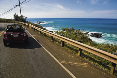 Unterwegs auf Oahu