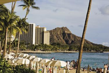 Strand von Waikiki