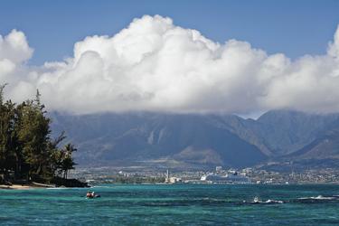 Kahului Bay