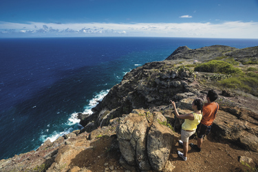 Makapuu Lighthouse Trail auf Oahu - ©Tor Johnson