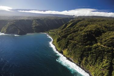Küste von Maui, © Tor Johnson
