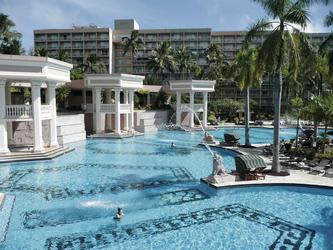 Kauai Marriott Resort Pool