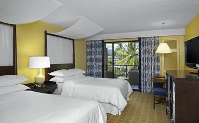 Sheraton Kauai Resort Zimmerbeispiel