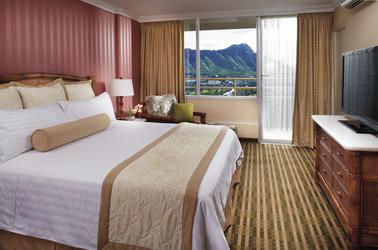 Queen Kapiolani Hotel, Oahu