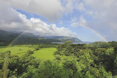 Hanalei auf Kauai - ©Soyez, ©Soyez