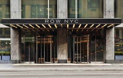 Eingang zum Hotel ROW NYC
