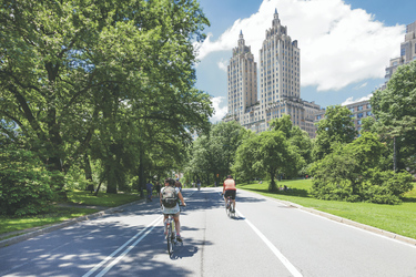 Central Park New York, ©Shutterstock - AAT Kings