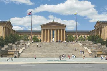 Museum of Art Philadelphia, ©Shutterstock - AAT Kings