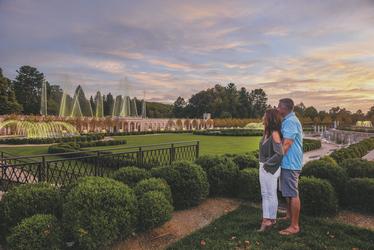 Longwood Gardens, ©Countryside of Philadelphia